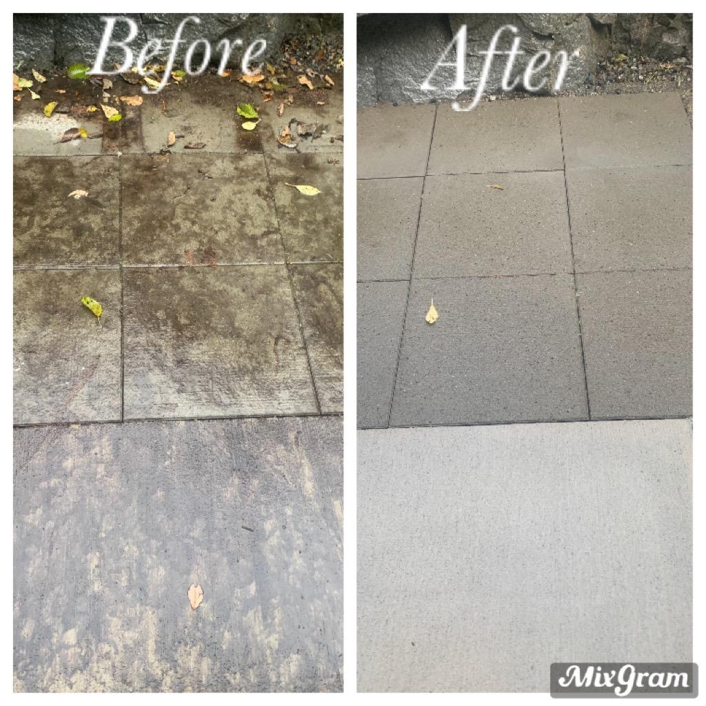 Concrete Cleaning Squamish BC