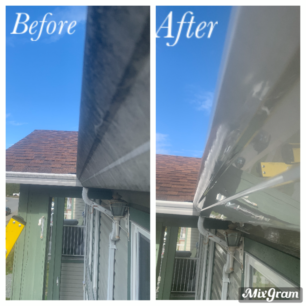 Gutter Cleaning Squamish BC