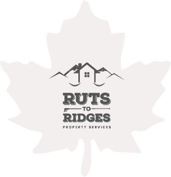 Ruts To Ridges Logo